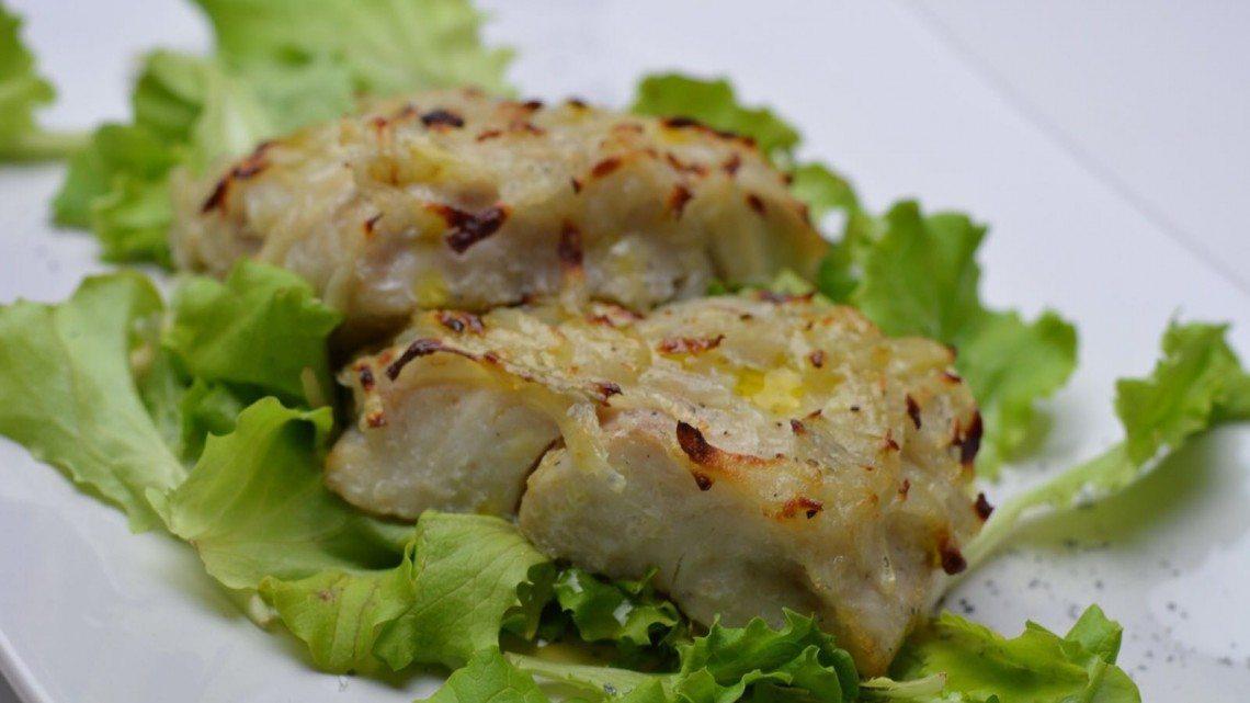 Ricetta Pesce Persico in crosta - Ricette tipiche del Lago di Garda