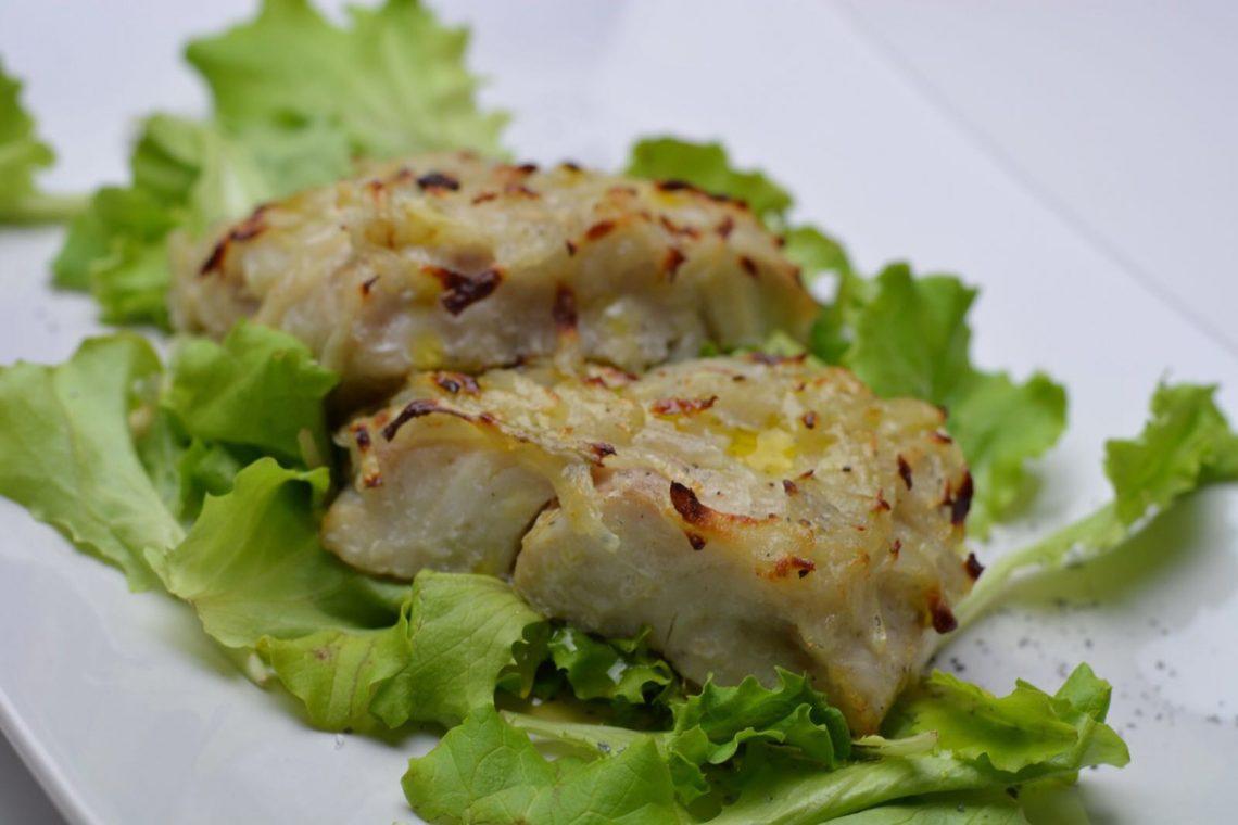 Ricetta pesce persico in crosta