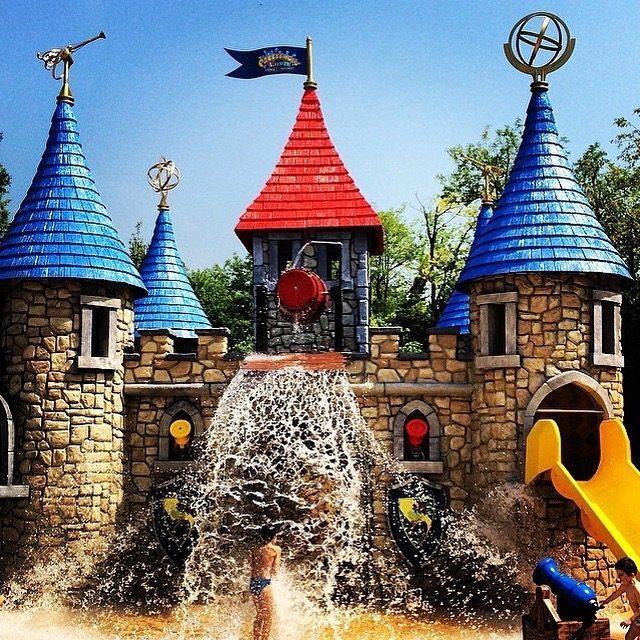 Gardaland - la città dei divertimenti