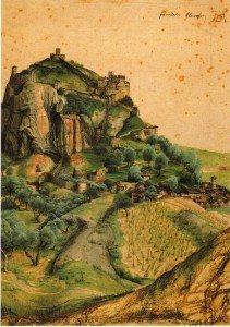 Il castello di Arco fortificazione medioevale