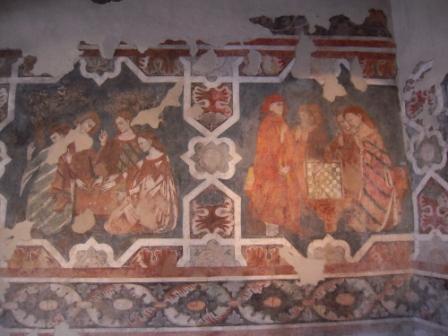 Il castello medievale di Arco