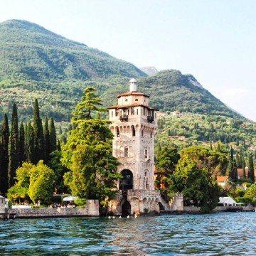 Le città del Garda: Gardone Riviera perla del lago e giardino del mondo