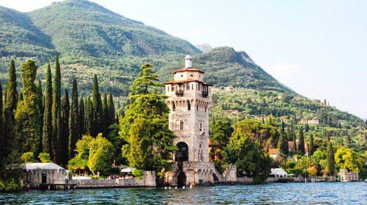Le fotografie del Lago di Garda viste dagli utenti Facebook