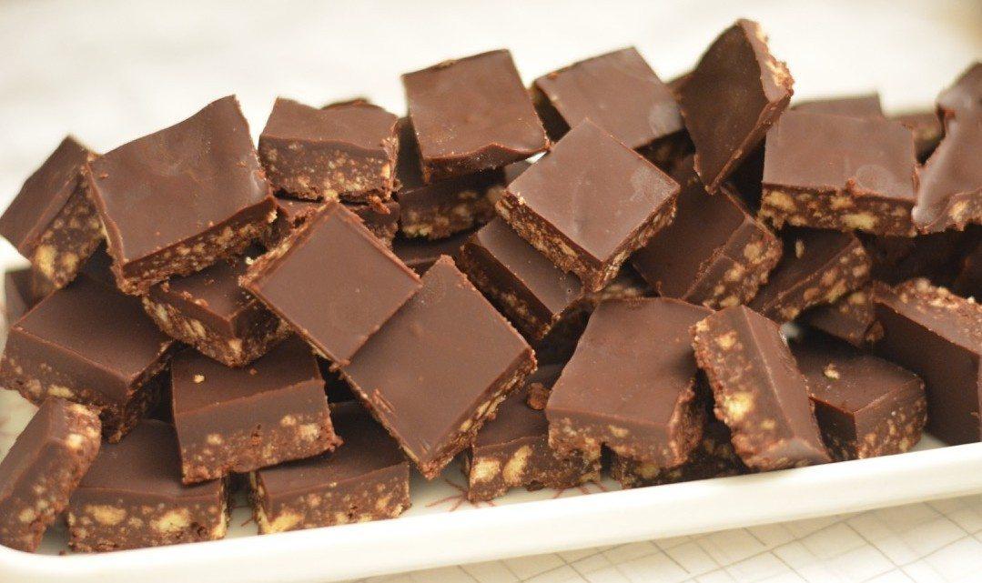 Biscottini al cioccolato