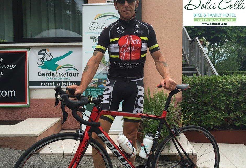 Dolci Colli Bike & Family Hotel sul Lago di Garda