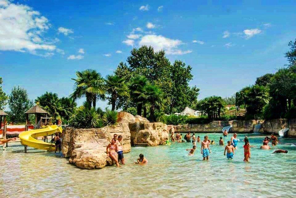 Una Giornata al Parco Acquatico Cavour a Valeggio sul Mincio