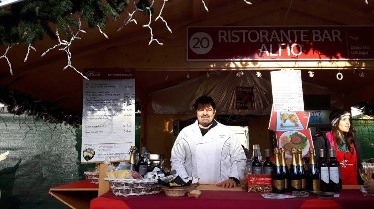 """""""Mi piace"""" al primo Villaggio di Gusto in Gusto dai sapori Trentini a Riva del Garda"""