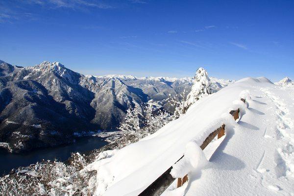 Scarpinata o Ciaspolata in Val di Ledro?!