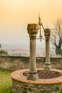 CAVRIANA - Il limitare delle colline moreniche