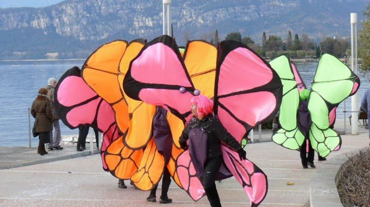 Carnevale sul Lago di Garda