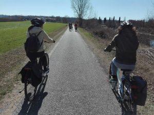 In Bicicletta Lungo il Parco del Mincio