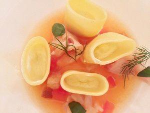 Fish&Chef 2017: dalle vette del trentino alle rive del Lago, Paolo Donei a Palazzo Arzaga