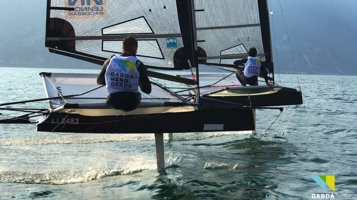Garda Wind Garda, l'evento che annuncia l'estate 2017