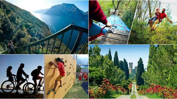 Sport sul Lago di Garda per genitori e bimbi. La nuova rubrica di Garda Outdoors.