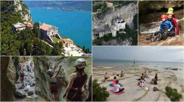 L'estate è voglia di Lago di Garda e sport, anche con i bimbi!