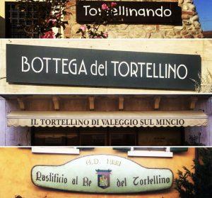 Il Nodo d'Amore, a Tortellini e Dintorni 1-2-3 settembre 2017