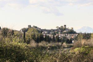 Monzambano, la piccola Toscana