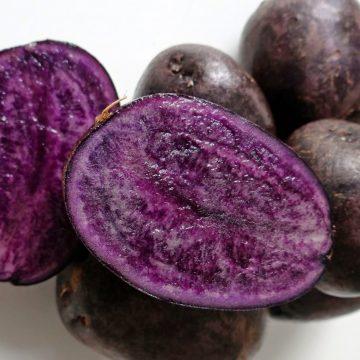 In Val di Ledro è tempo di patata viola