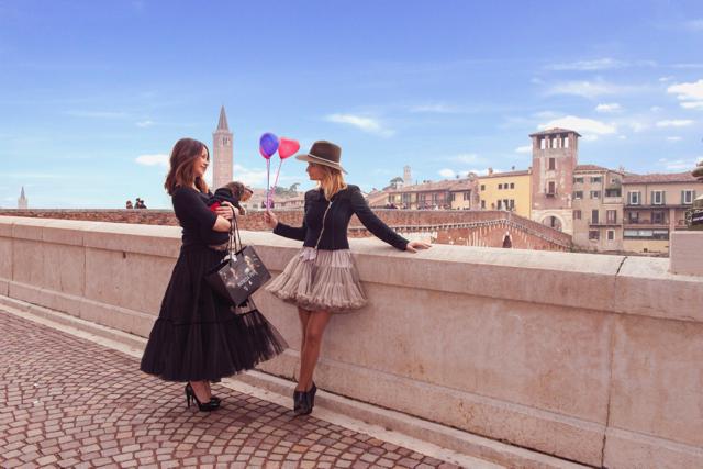 Vivere e scoprire la bella Verona