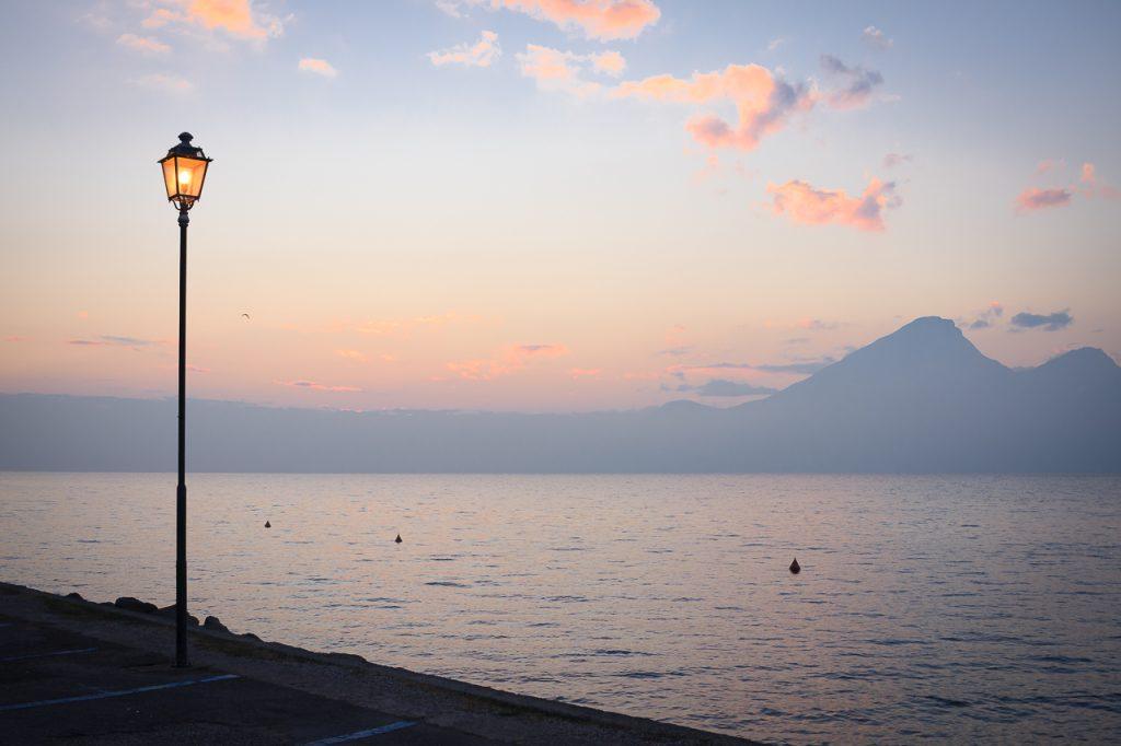 Il lago di Garda in MTB: Il fiordo gardesano