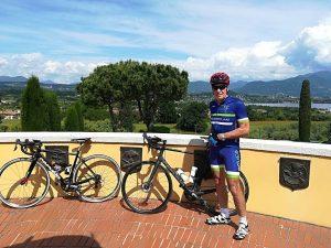 Terra ed Acqua - In Bicicletta sul Lago di Garda con panorami unici