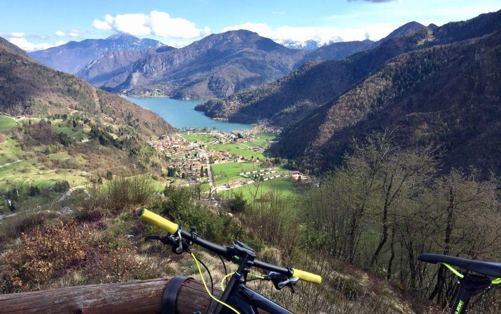 Slow o fast? Scopri la Valle di Ledro su due ruote!