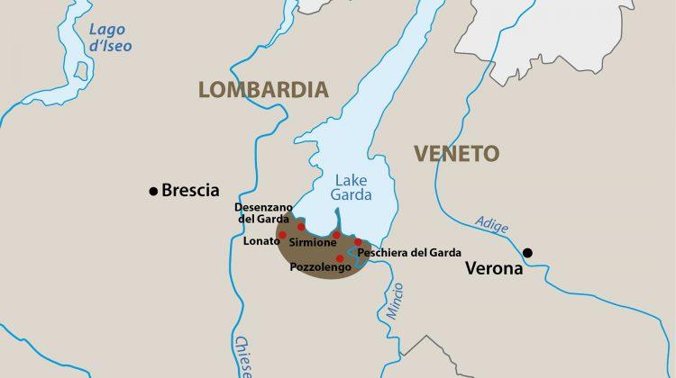 Lugana: il bianco di carattere del Lago di Garda