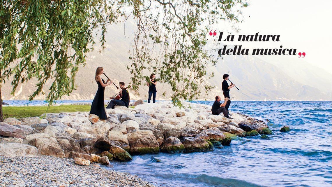 """I giovani direttori d'orchestra si """"sfidano"""" alla Rocca di Riva del Garda"""
