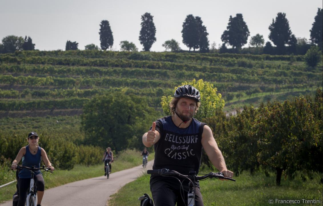 """""""Cronache di Garda Bike Blog Tour 2018: l'evento per promuovere l'entroterra Gardesano"""""""
