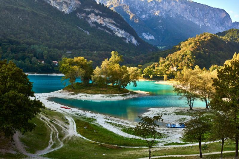 La vacanza sostenibile sul Lago di Garda