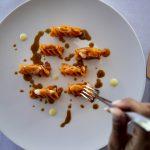 Ristorante Tancredi a Sirmione, dove il cibo diventa arte.