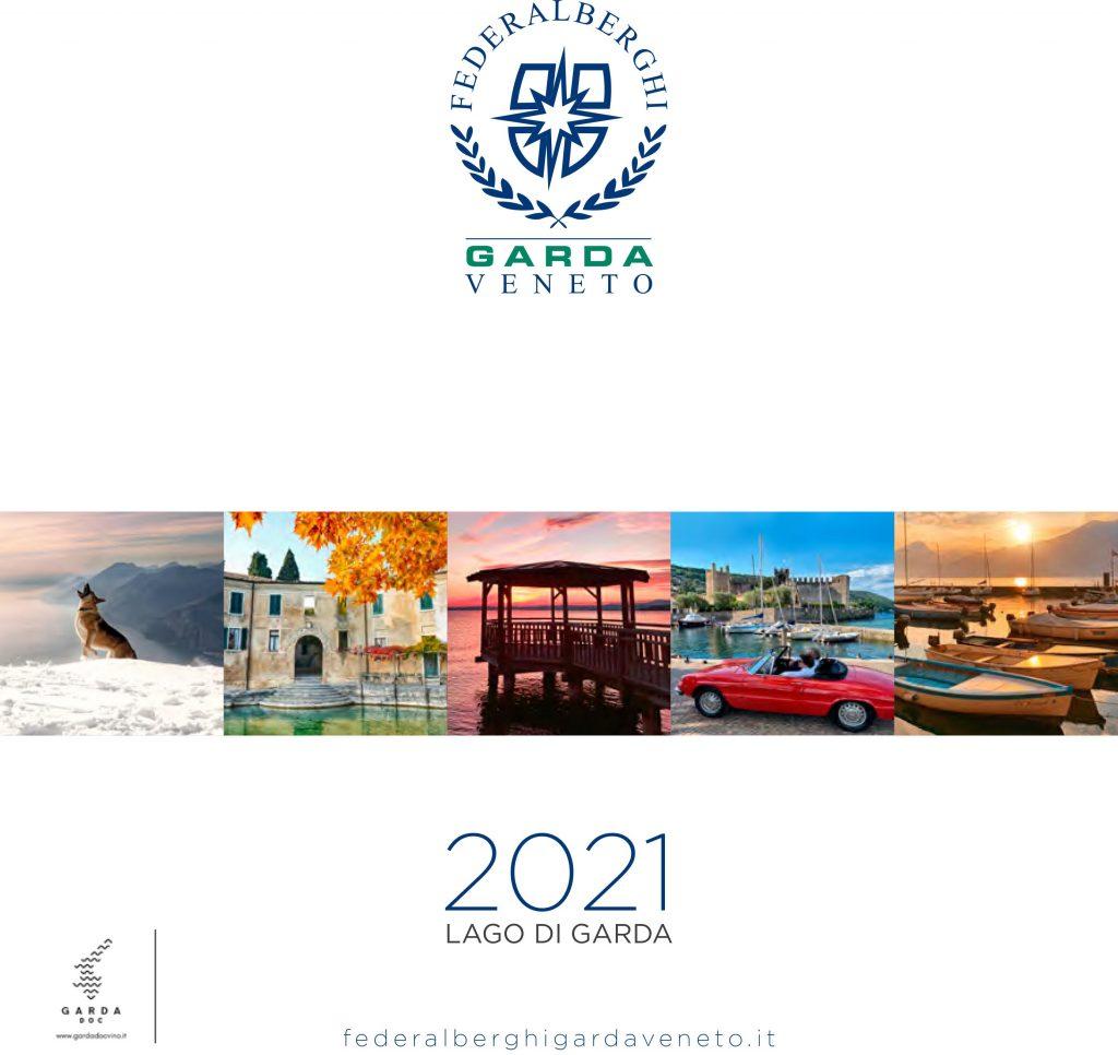 Il 2021 da sfogliare alle reception degli Alberghi