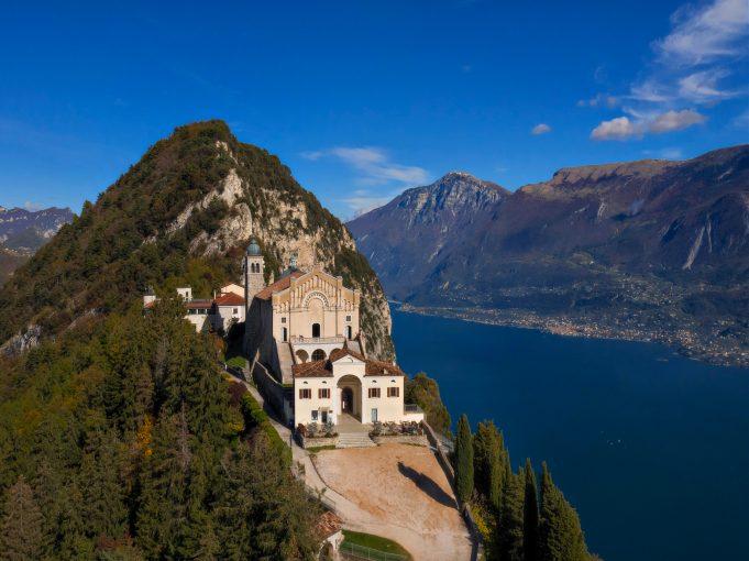 Santuario di Montecastello - Tignale (BS)