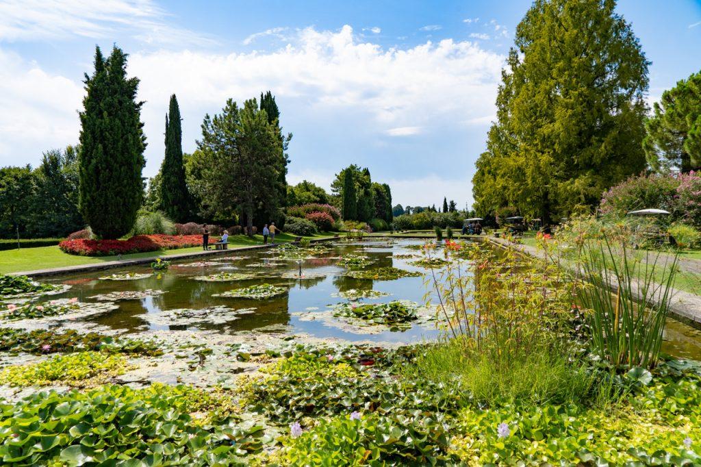 Parco Giardino Sigurtà in pillole.